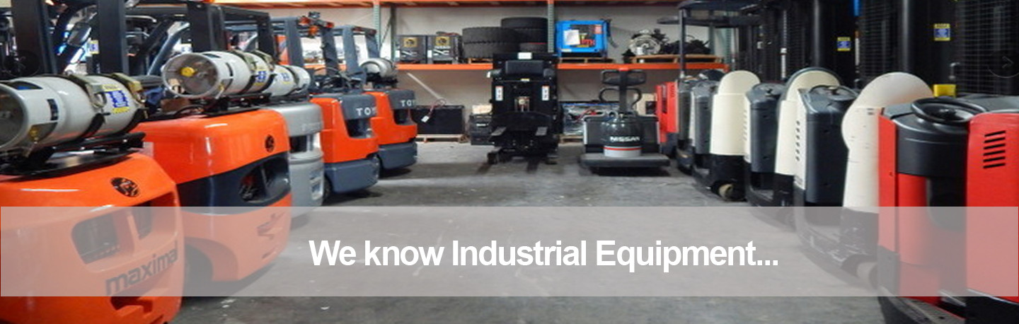 SCIE Industrial Equipment